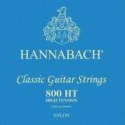 Hannabach 800 HT Blue Saiten Konzertgitarre