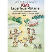 Acoustic Music Books Kids Lagerfeuer-Gitarre 1