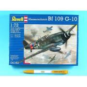 Modelul aeronavei ModelKit 04160 - Messerschmitt Bf 109 G-10 (1:72)