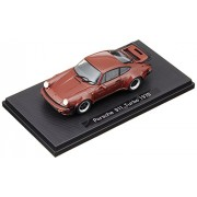 Porsche 911 Turbo 1975, Brown Metallic 1/43 Scale Diecast Model