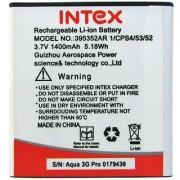 Li Ion Polymer Replacement Battery 395352AR for Intex Aqua 3G Pro