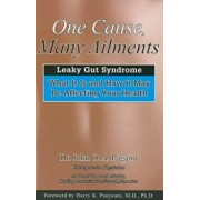 One Cause, Many Ailments: The Leaky Gut Syndrome: What It Is and How It May Be Affecting Your Health, Paperback/John O. A. Pagano