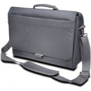 Kensington 14 inch Laptop Messenger Bag(Grey)