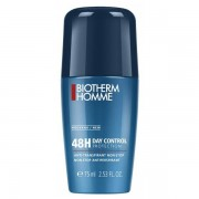 Biotherm Homme Cuidados Corporais Day Control 48H Protection Deo Roll-On