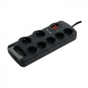 SURGE PROTECTOR, AEG Protect Basic, 7x Schuko sockets, overvoltage protection (6000007196)