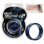 You2Toys Hot Metal Ring Blue 0500160