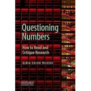Questioning the Politics of Numbers by Karin Wilkins
