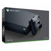 Microsoft Xbox One X 1TB Console (Discontinued) 1TB Negro unidad de disco óptico X 1TB Edition