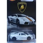 Hot Wheels 2017 Lamborghini Series Lamborghini Reventon 8/8