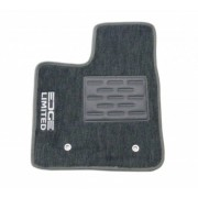 Tapete Ford Edge Limited Personalizado Nas 4 Peças Luxo