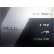 NEW HI QUALITY BATTERY FOR XOLO LT 2000 2920mAh