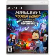 Joc Minecraft Story Mode the Complete Adventure Pentru Playstation 3