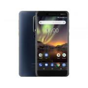 Nokia 6 (2018) - 64 GB - Dual SIM - Blue