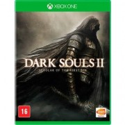 Jogo Dark Souls Ii: Scholar Of The First Sin - Xbox One - Unissex
