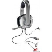 HEADPHONES, Plantronics GameCom X40 for XBOX360 (83603-05)