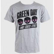 tricou stil metal bărbați unisex Green Day - Heads Better Than - BRAVADO EU - GDTS03MG