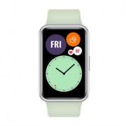 """Reloj inteligente Huawei Watch Fit, Amoled 1.64"""" verde menta, 55025867"""