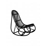 Sika-Design Nd15 nanny gungstol matt svart, sika-design