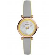 レディース FOSSIL CARLIE MINI 腕時計 ライトグレー