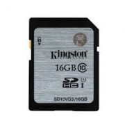 Kingston SD 16GB memorijska kartica klasa 10 UHS-I
