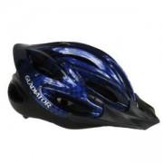 Каска за велосипед AeroGo - L-XL - Синя - SPARTAN, S30903b