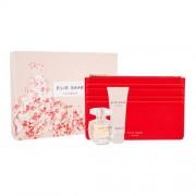 Elie Saab Le Parfum darčeková kazeta pre ženy Edp 50ml + 75ml tělové mléko + kabelka (psaníčko)