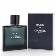 Chanel Bleu de - eau de toilette uomo 50 ml vapo