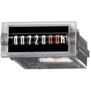 Contor ore de functionare, 4,5 - 35 V/DC, 0 - 99.999,99, IP65, Kübler HK 07.20