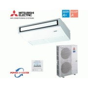 Aer conditionat convertibil Mitsubishi Electric 42000 BTU inverter PCA-RP125KAQ + PUHZ-P125YHA