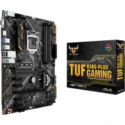 Matična ploča Asus TUF B360-PLUS GAMING Baza Intel® 1151v2 Faktor oblika ATX Set čipova matične ploče Intel® B360