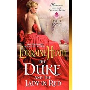 The Duke and the Lady in Red, Paperback