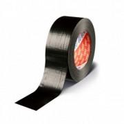 Banda adeziva Duct Tape Tesa 4613 negru