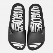 Vivienne Westwood for Melissa Women's Beach Slide 19 Sandals - Black Orb - UK 7 - Black