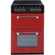 Stoves Richmond MiniRange 550E Jalapeno Ceramic Electric Cooker with Double Oven