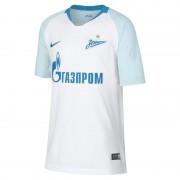 2018/19 FC Zenit Stadium Away Fußballtrikot für ältere Kinder - Weiß