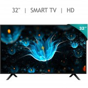 Pantalla Led Smart Tv 32 Pulgadas Hisense 32H5500F - Negro