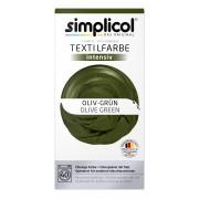 Vopsea textile, Simplicol, Intensiv, Verde Masliniu