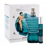 Jean Paul Gaultier Le Male set cadou apa de toaleta 125 ml + apa de toaleta 20 ml pentru bărbați