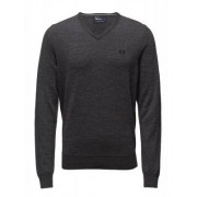FRED PERRY Classic V Neck Sweater (XXL)