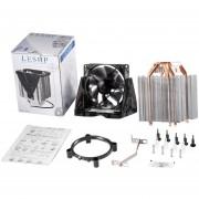 Leshp Cpu Cooler Ultra Silencioso Ventilador De 90Mm Con Cuatro Tubos