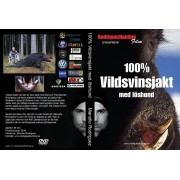 DVD-Film 100% Vildsvinsjakt NYHET!