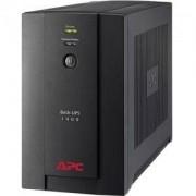 Аварийно захранване APC Back-UPS 1400VA, 230V, AVR, Schuko Socket - BX1400U-GR