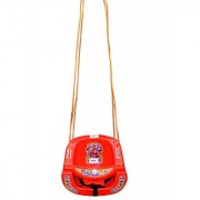 Abasr Baby Kids Red Swing Multicolour