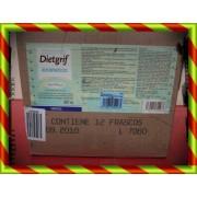 DIETGRIF HIPERPR VAIN 12X500 161547 DIETGRIF HIPERPROTEICO - (500 ML 12 FRASCO VAINILLA )
