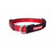 EzyDog Checkmate Halsband - Martingale halsbanden - Rood - Size: Extra Large