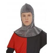 Capuz medieval criança