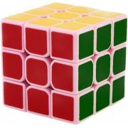 Cubo Magico Rompecabezas MoYu AoLong GT 3x3x3-Rosado