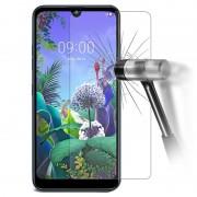 Protetor Ecrã em Vidro Temperado para LG Q60 - 9H, 2.5D - Transparente