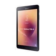 "Samsung Galaxy Tab A SM-T385 Tablet - 20.3 cm (8"") - 2 GB Quad-core (4 Core) 1.40 GHz - 16 GB - Android 7.1 Nougat - 1280 x 800 - 4G - GSM, WCDMA Supported - Black"