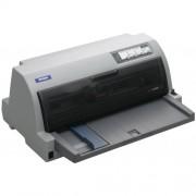 Štampač A4 Epson LQ-690, 24pin (440/529 10/12cpi) Flatbed 1+6 kopija 128KB USB P
